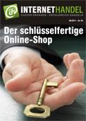 Der Schlüsselfertige Online-Shop - Titelblatt Online Magazin Internethandel - Juni 2011
