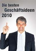 """Die besten Geschäftsideen 2010"" Titelblatt Ratgeber"
