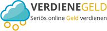 Verdiene Geld im Internet durch Heimarbeit logo