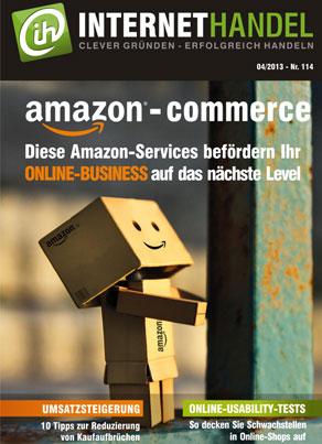 Erfolgreich dank Amazon-Partner-Service